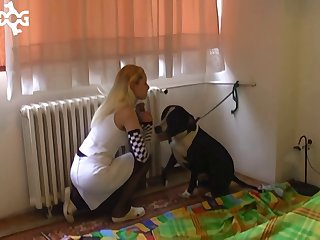 Dog porn Girls